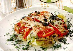 Ghiveci de carne şi legume