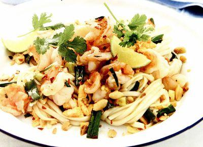 Pad Thai cu creveti