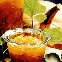 Dulceata din portocale