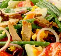 Salată de ton cu cartofi