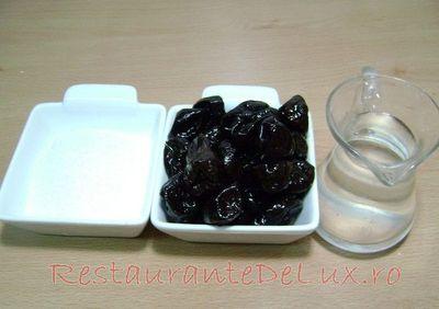Gem de prune uscate