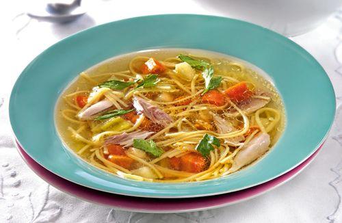 Reteta supa cu taitei de casa