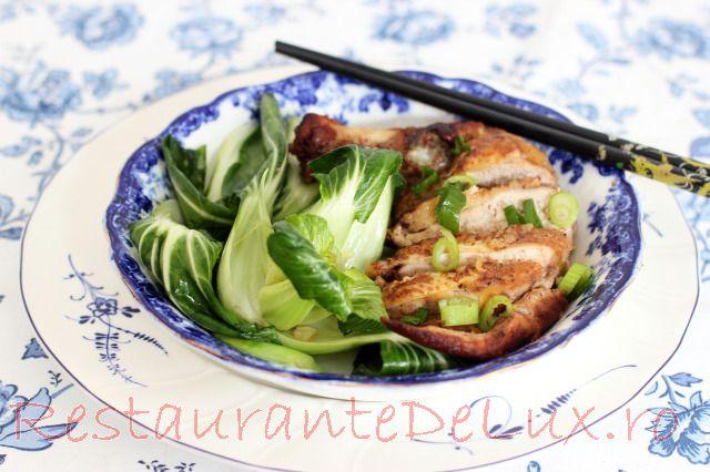 Bibilica la tigaie cu salata