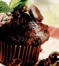 Cupcakes de ciocolata