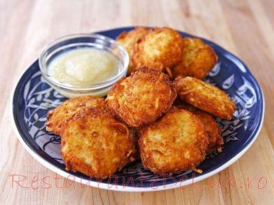 Chiftelute de cartofi
