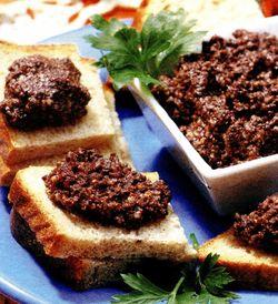 Pasta de carne cu orez si usutroi