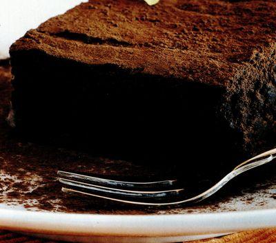 Prajitura cu iaurt si ciocolata