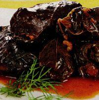 Sărmăluţe din carne de peşte