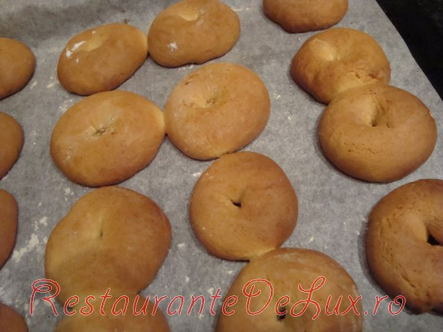 Biscuiti de casa cu vanilie