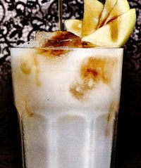 Cocktail Cream Fizz