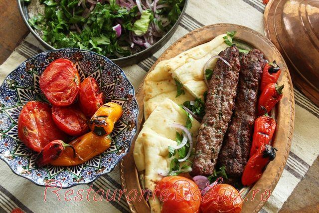Kebab de Miel