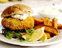 Sandviş cu peşte