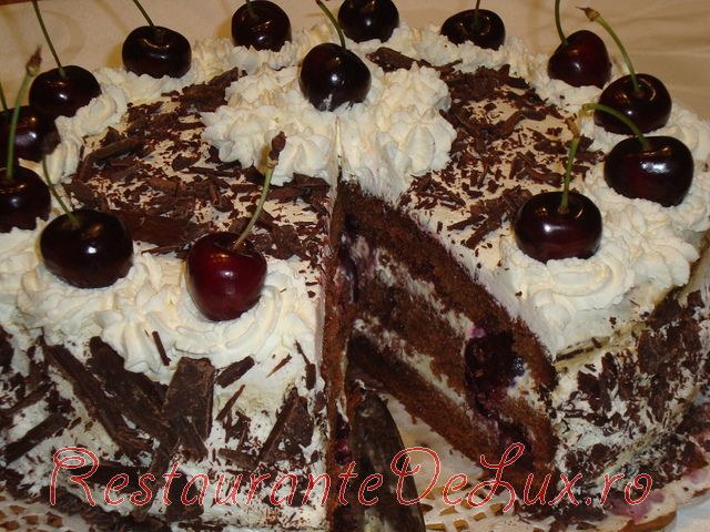 Tort Foret Noire sau Padurea Neagra