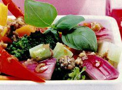 Salata din legume de toamna