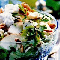 Salata de praz cu capere