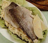 Pastrav_cu_salata_de_telina