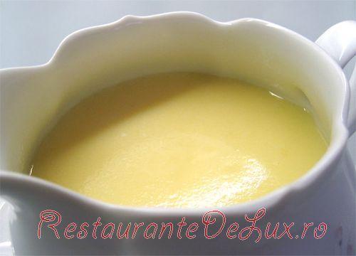 Crema de oua si lapte
