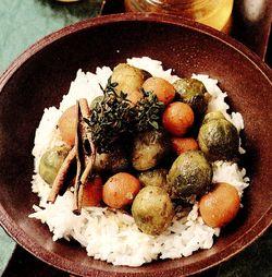 Orez_cu_legume_aromate