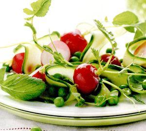 Salata_cu_mazare_si_ridichi