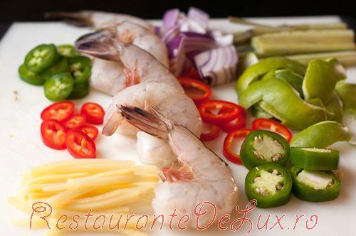 Supa thailadeza de creveti
