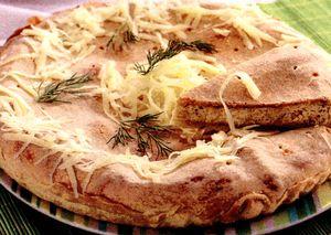 Tarta_cu_brânza_de_oi_si_migdale