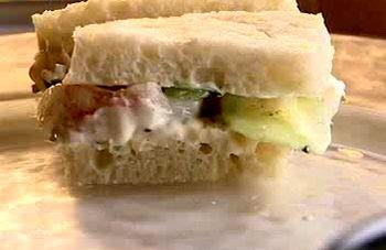 Cum se prepara Sandwichuri cu homar