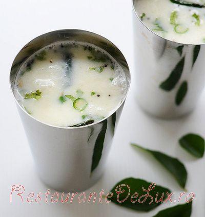 Cocktail de lapte batut