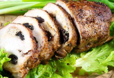 Ruladă din carne de porc