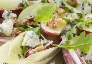 Salata de andive cu verdeturi