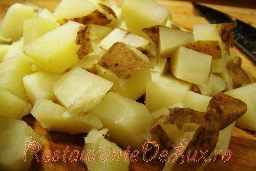 Salata orientala delicioasa