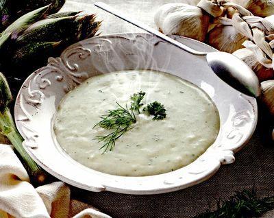 Supa de anghinare