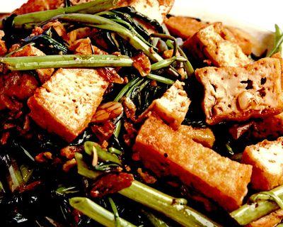 Fasole_verde_cu_tofu