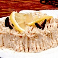 Salata traditionala de icre