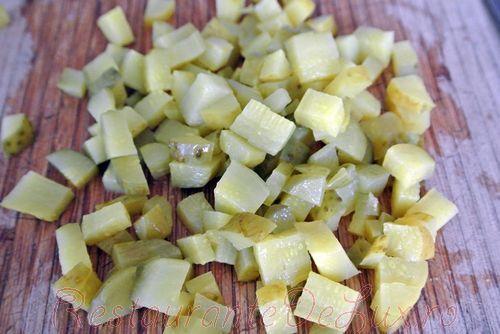 Salata de sfecla cu cartofi si morcovi