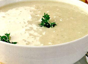 Supa crema de conopidacu boia