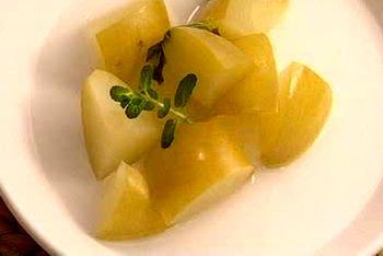 Compot de mere cu scortisoara