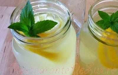 Retete Limonada cu Miere