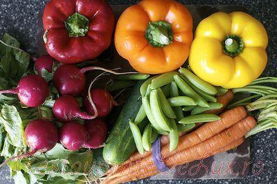 Mix de legume murate