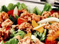 Salata cu ton si oua