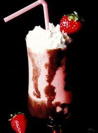 Smoothie_cu_capsune_si_ciocolata