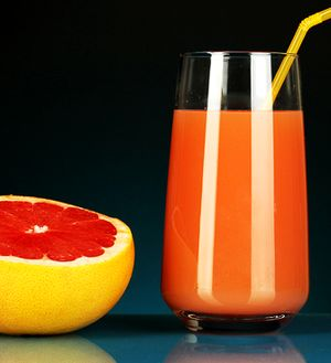Fresh_de_grapefruit_cu_miere