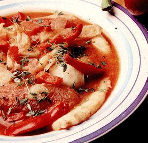 Mâncare_cu_ardei_si_calamar