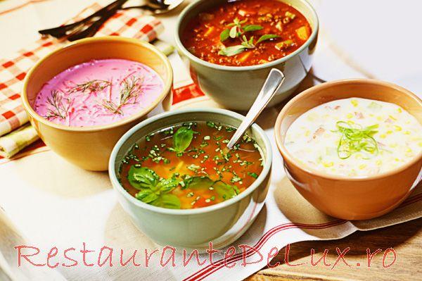 Supă de vişine cu carne