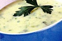 Supa de cartofi cu ceapa