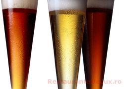 Bere cu aditivi şi arome chimice