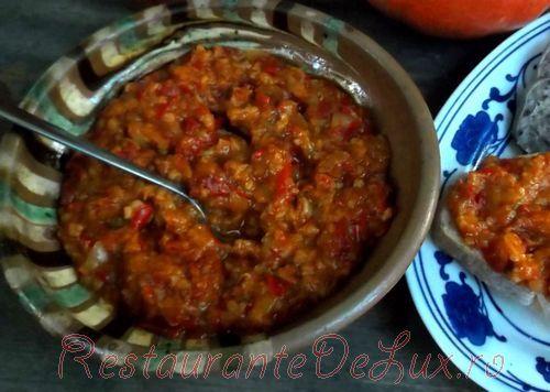 Ghiveci de legume cu quinoa