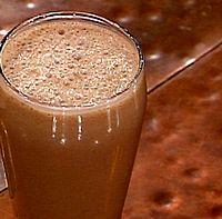 Shake mayas de ciocolata cu mirodenii