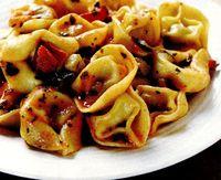 Tortelini a la Bolognaise