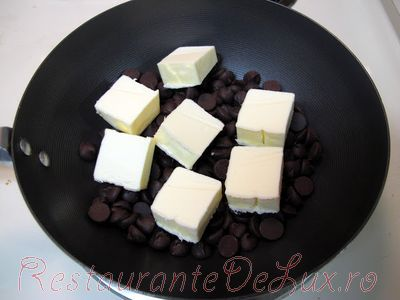 Prajitura delicioasa cu ciocolata