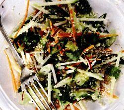 Salata de toamna cu verdeata
